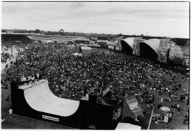 Big Day Out 1996