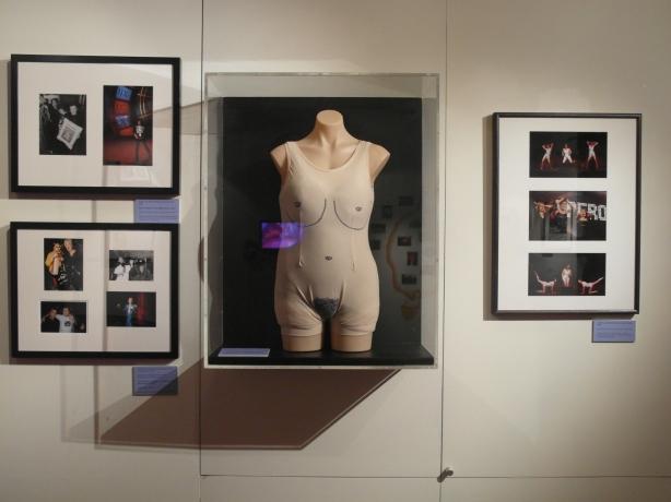 Denise Scotts Nude Suit