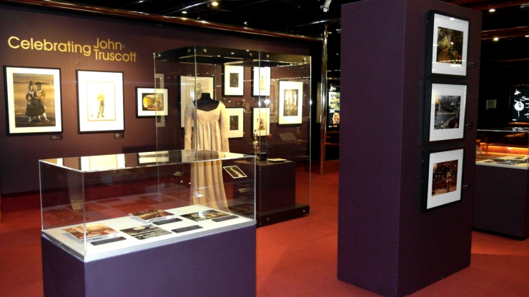 'Celebrating John Truscott' at Arts Centre Melbourne