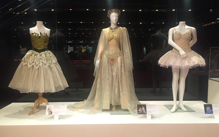 The Sleeping Beauty Now on display at Arts Centre Melbourne, Smorgon Family Plaza