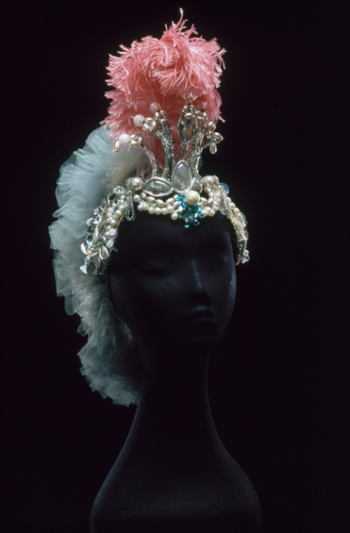 Costume for Tory Boy in Melbourne Cup, 1962 Designed by Ann Church Realised by the Australian Elizabethan Theatre Trust Wardrobe Department Gift of The Australian Ballet, 1998 Arts Centre Melbourne, Performing Arts Collection