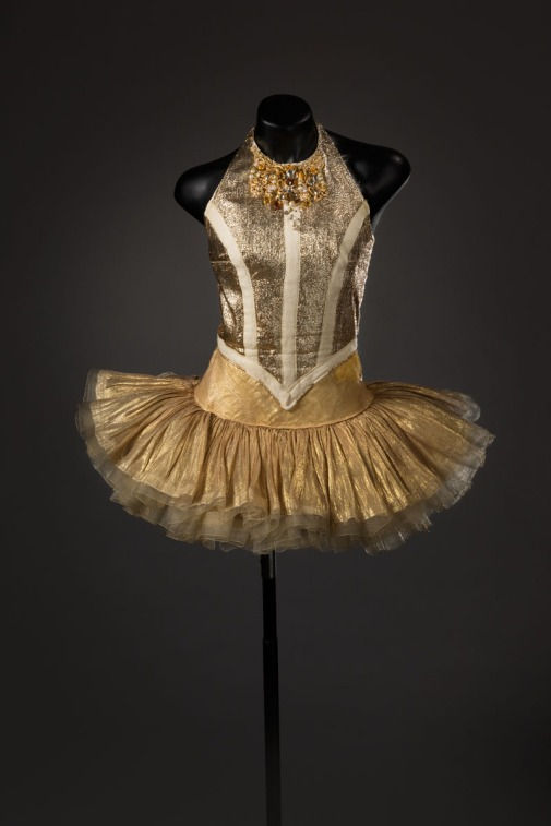 Costume for Archer in Melbourne Cup, 1962 Designed by Ann Church Realised by the Australian Elizabethan Theatre Trust Wardrobe Department Gift of The Australian Ballet, 1998 Arts Centre Melbourne, Performing Arts Collection