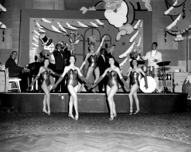The Chevron Hotel Christmas Show, c.1960s. [1983.500.1300] Harry Jay Collection. Performing Arts Collection, Arts Centre Melbourne.