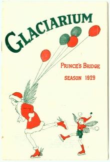 The Glaciarium Review, 1929. [2001.036.005] Performing Arts Collection, Arts Centre Melbourne.